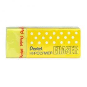 Kustutuskumm Hi-Polymer kollane/24