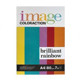 Koopiapaber Image A4/80g 70l kirkad toonid/30