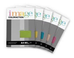 Koopiapaber Image A4/80g 50l lemon yellow (49)