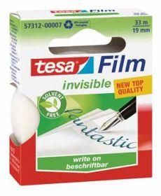 Kleeplint 19mmx33m Invisible Tesa/10/120