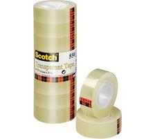 Kleeplint Scotch 550 19x33m läbipaistev/8