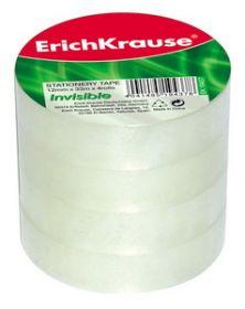 Kleeplint 18mmx33m 4tk/pk läbipaistev Erich Krause/180