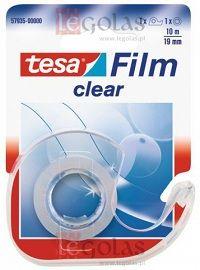Kleeplint 19mmx10m Clear alusega, Tesa /10