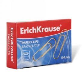 Kirjaklamber 33mm, vask 100tk/pk, Erich Krause /24/144