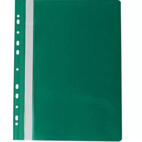 Kiirköitja A4 köidetav roheline läbip.esikaanega Forpus/20