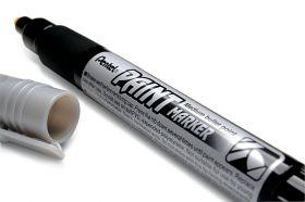 Marker Paint MMP20 hõbe 4,0mm Pentel /12/288