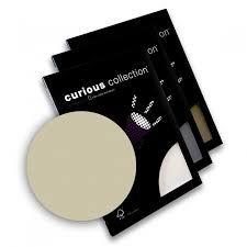 Disainpaber Curious Metallics A4/250g Lustre 10lehte