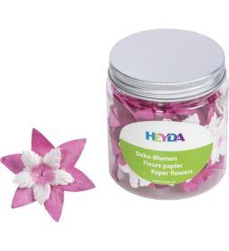 Deko-LILL roosa/valge Heyda/4