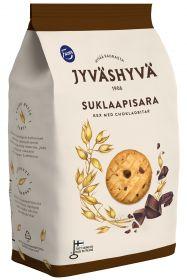 Küpsis Jyvashyvä Suklaa pisara 350g /9