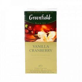 Tee Greenfield Vanilla Cranberry 1118-10 25tkx2g/pk/10