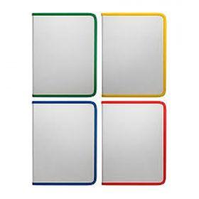 Plastmapp tõmblukuga School A5+ värvivalik, Erich Krause (PR) /4/40 asendus 50344