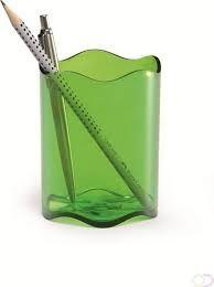 Pliiatsitops 1235 Trend läbipaistev roheline, Durable/6