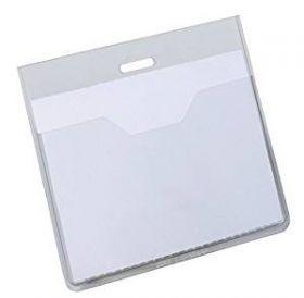 Nimesildihoidja Durable läbipaistev, riputatav (avatud) 60x90mm /20tk EOL