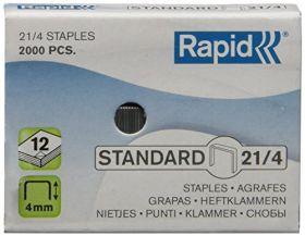 Klambrid 21/4 tsink 2000tk/pk, Standard Rapid /10