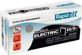 Klambrid 66/8+ Electric 5000tk/pk, Rapid