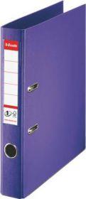 RegistraatorA4/5cm Esselte lilla/10