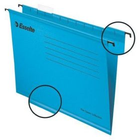 Rippmapp Pendaflex Eco Esselte A4 sinine/25