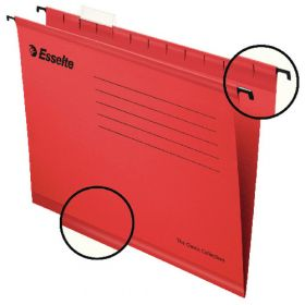 Rippmapp Pendaflex Eco Esselte A4 punane/25