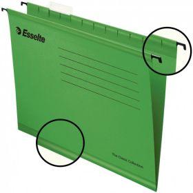 Rippmapp Pendaflex Eco Esselte A4 roheline/25