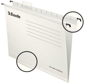 Rippmapp Pendaflex Eco Esselte A4 valge/25