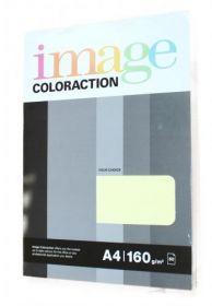 Koopiapaber Image A4/160g 50l green (65)