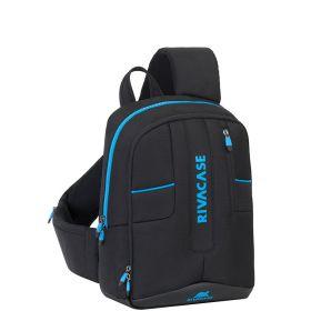 Droonikott sülearvuti pesaga 13,3'' must Rivacase