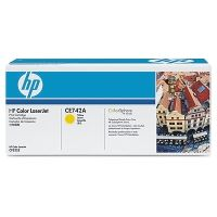 Tooner HP CE742A yellow 7300lk - Color Laserjet CP5225-seeriale