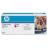 Tooner HP CE743A magenta 7300lk - Color Laserjet CP5225-seeriale