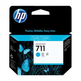 Tint HP CZ130A No711 Cyan 29ml Designjet T120/T520