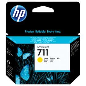 Tint HP CZ132A No711 Yellow 29ml Designjet T120/T520